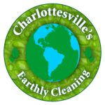 cville earthly cleaning logo