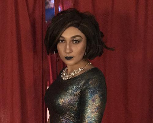 ic cox pride festival performer