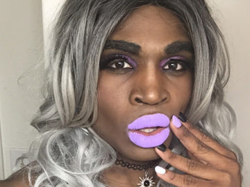 cvillepride drag show performer shade