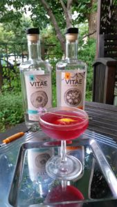 vitae spirits business happy hour