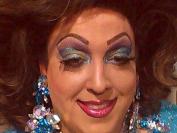 Bunny Nicole, cville pride fest 2017