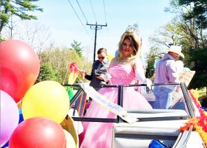 cville pride dogwood festival float 2018
