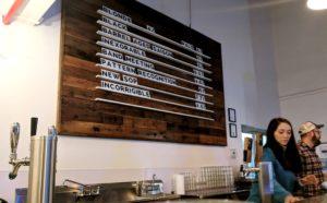 Reason beer list