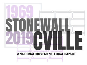 Stonewall in Cville logo 2019