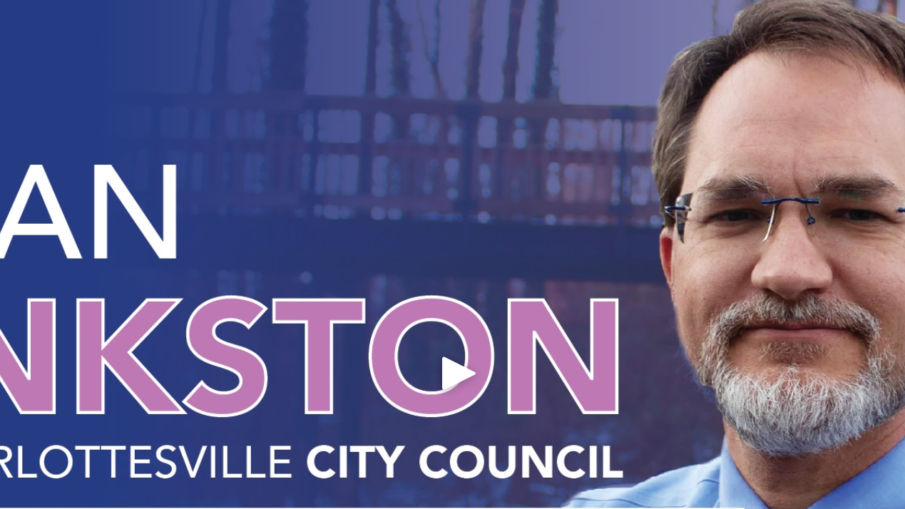 brian pinkston city council candidate
