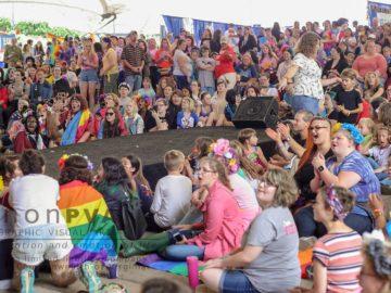 festival crowd 2019