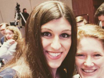 trans activist and politician Del. Danica Roem